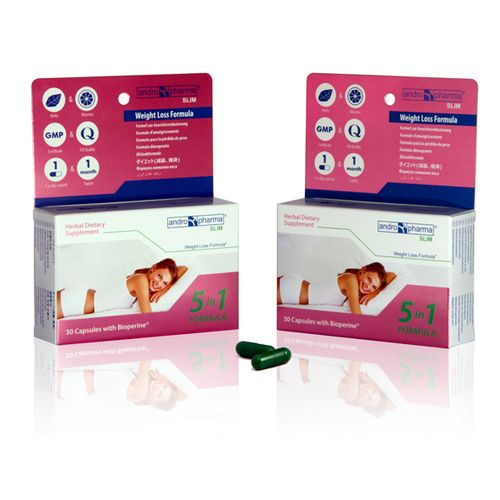 Sirenspharma Slim - přípravek na hubnutí