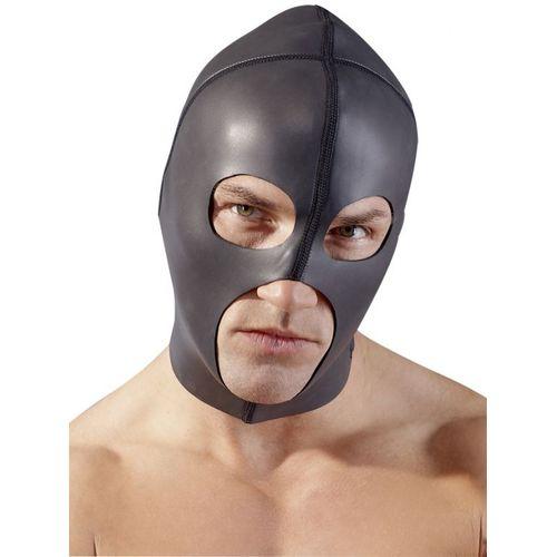 Neoprénová maska s otvory