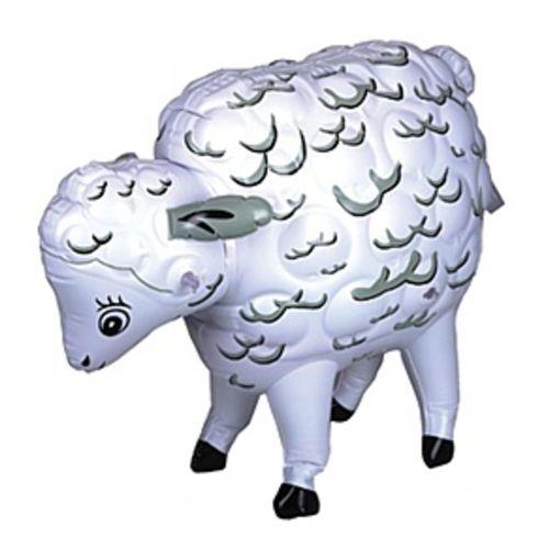Nafukovací bečící ovečka