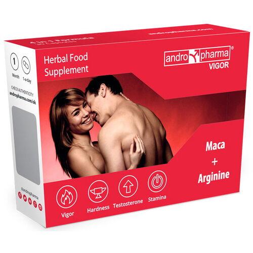 Andropharma Vigor - přípravek na zvýšení libida a pro lepší erekci