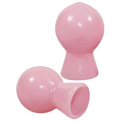 Růžové přísavky na bradavky