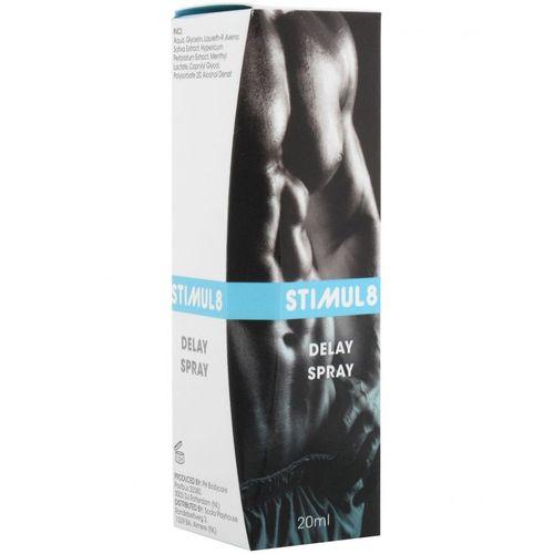 Sprej na oddálení ejakulace, 20 ml