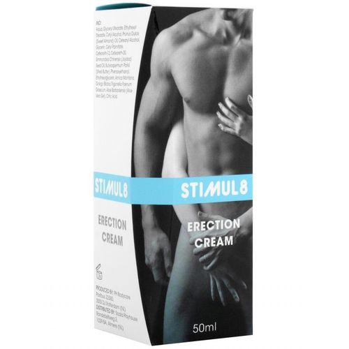 Krém na zlepšení erekce, 50 ml
