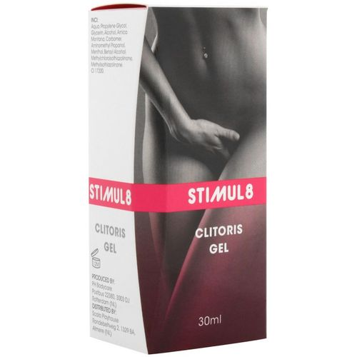 Gel pro citlivější klitoris a lepší orgasmus, 30 ml