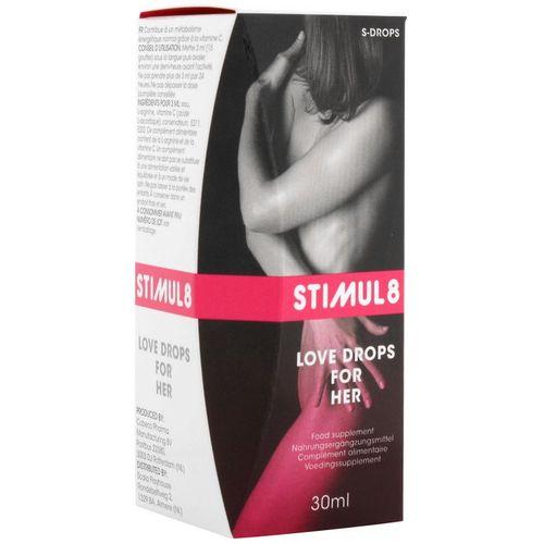 Přírodní přípravek na zvýšení libida - pro ženy, 30 ml