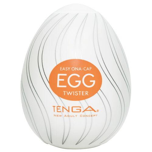 Tenga Egg Twister - masturbátor pro muže