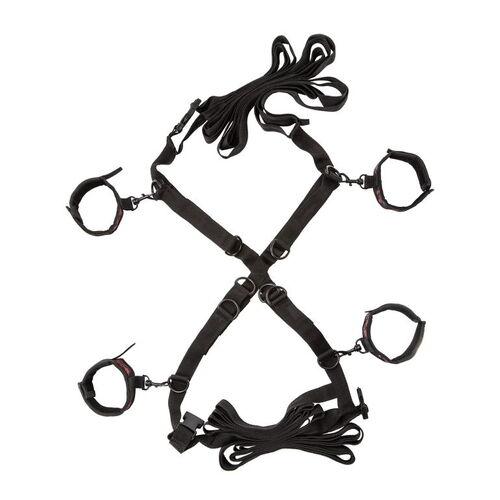 Poutací kříž na postel Scandal