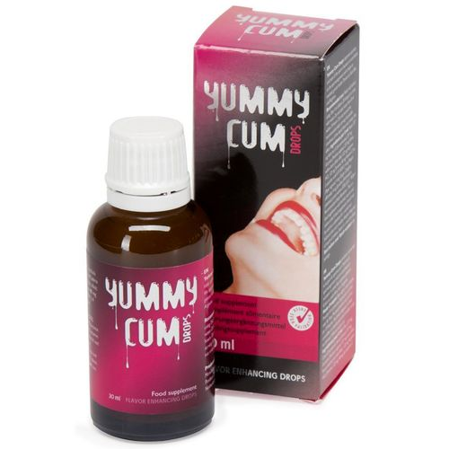 Přípravek pro lepší chuť spermatu, 30 ml