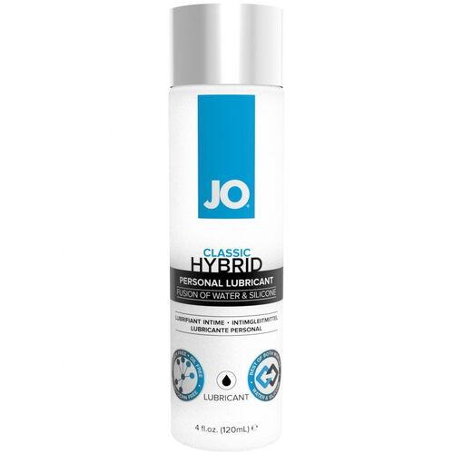 Skvělý hybridní lubrikační gel System JO, 120 ml
