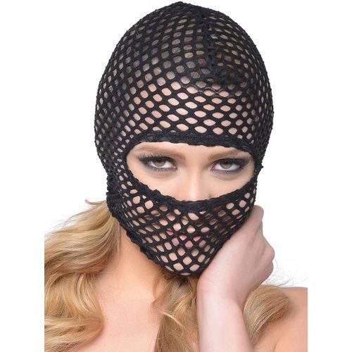 Síťovaná elastická maska Fishnet Hood