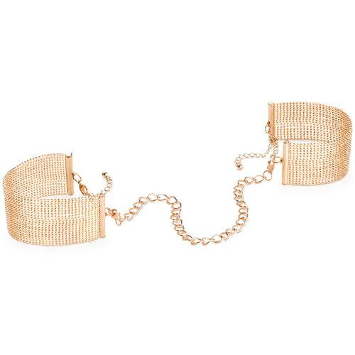 Zlaté náramky - pouta Magnifique Gold