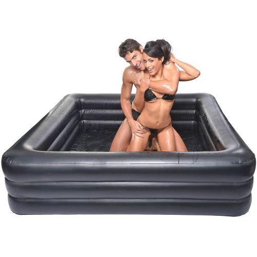 Nafukovací bazén Wrestling Ring na erotické mokré hrátky