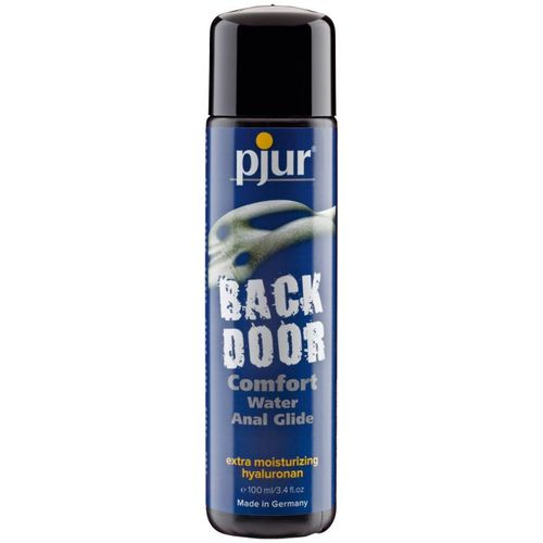 Anální lubrikant na vodní bázi Pjur Back Door Comfort Water, 100 ml