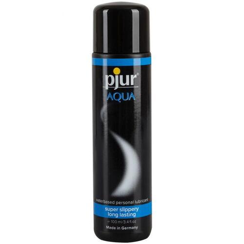 Lubrikační gel Pjur Aqua na vodní bázi (100 ml)