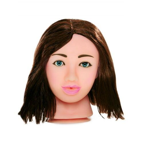 Simulátor orálního sexu Fuck My Face - brunetka
