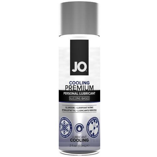 Silikonový lubrikant System JO Premium Cool s chladivým efektem (60ml)