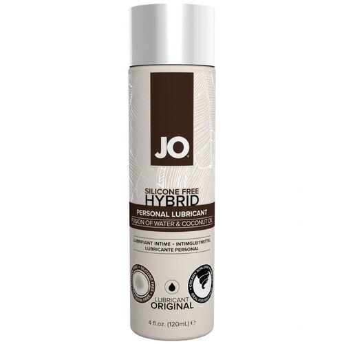 Hybridní lubrikační gel System JO Water & Coconut (120 ml)