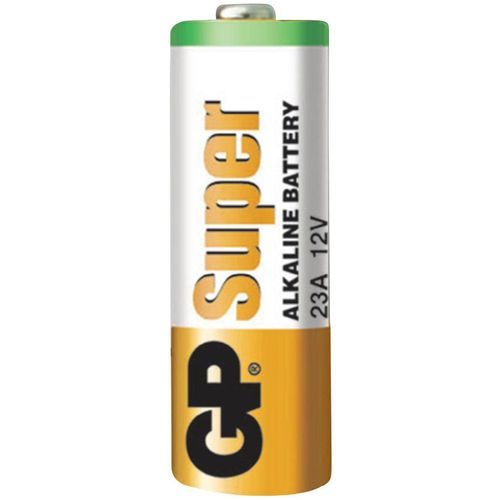 Alkalická baterie 23A GP High Voltage (větší kapacita)