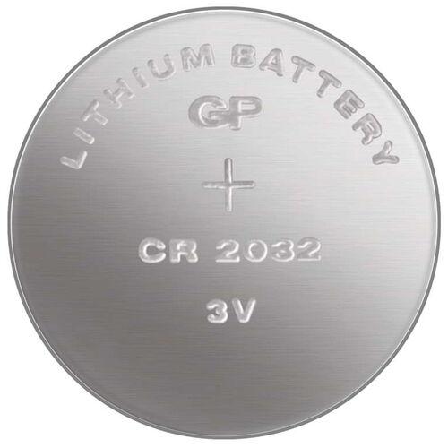 Lithiová knoflíková baterie CR2032