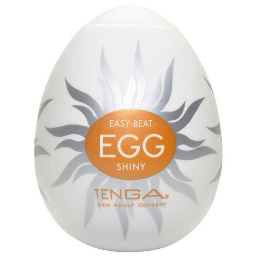 Tenga Egg Shiny - pánský masturbátor