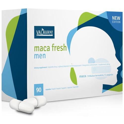 MACA FRESH Men - pro intimní, psychické i fyzické zdraví mužů (90 kapslí)