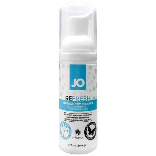 Čisticí pěna System JO Refresh Toy Cleaner (50 ml)
