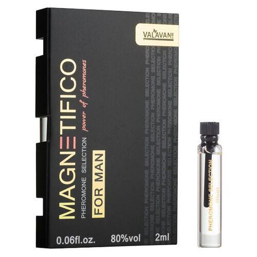Pánský parfém s feromony MAGNETIFICO Selection (2 ml, vzorek)
