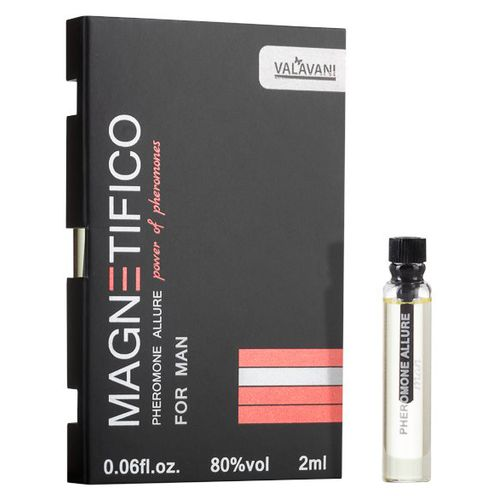 Pánský parfém s feromony MAGNETIFICO Allure (2 ml, vzorek)