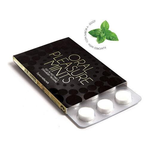 Bonbóny na orální sex s příchutí peppermintu (12 ks)