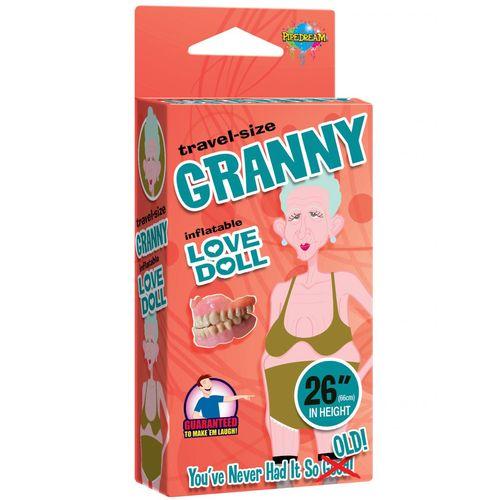 Umělá panna babička GRANNY