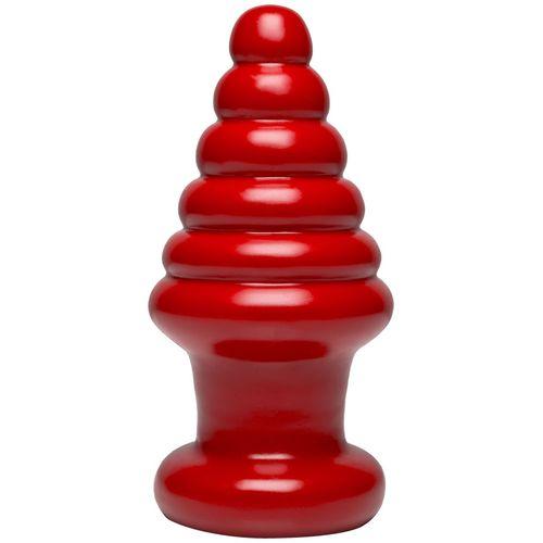 Velké červené dildo American Bombshell DESTROYER