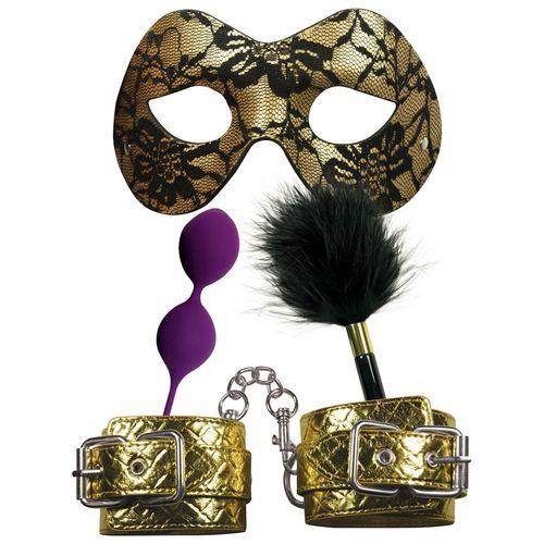 Sada erotických pomůcek pro bondage Masquerade Party