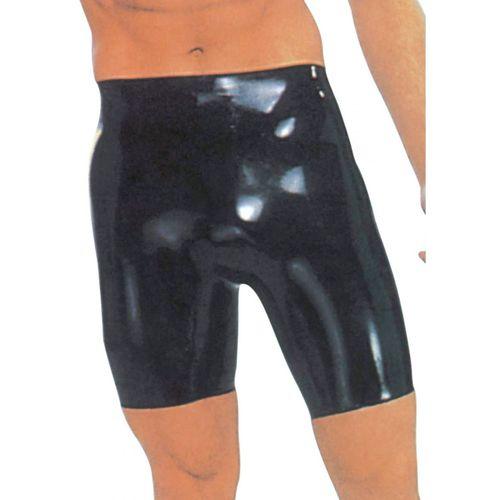 Pánské elastické latexové bermudy