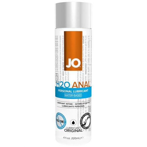 Anální vodmí lubrikant System JO H2O (120 ml)