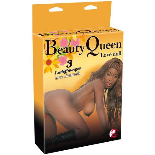 Nafukovací panna černoška African Queen