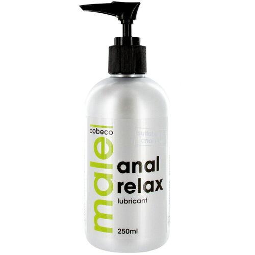 Lubrikační anální gel MALE ANAL RELAX s mentolovou vůní