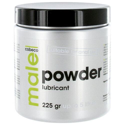 Lubrikační práškový gel MALE POWDER (225 g)