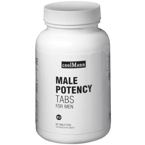 Male Potency Tabs od CoolMann pro mužské libido