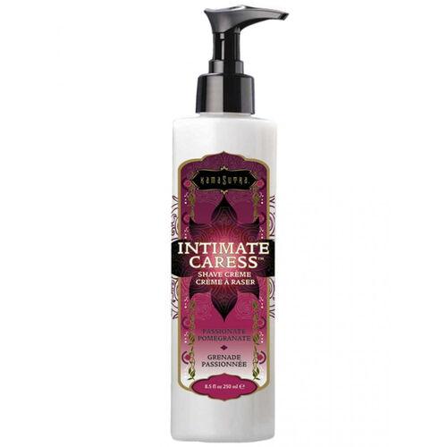 Krém na intimní holení Intimate Caress Pomegranate