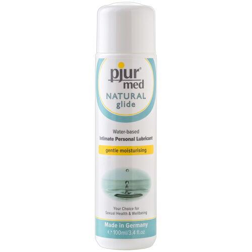 Přírodní lubrikant Pjur Med Natural Glide (100 ml)