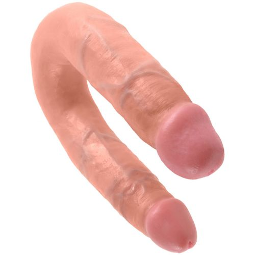 Dvojité dildo King Cock Medium Double Trouble