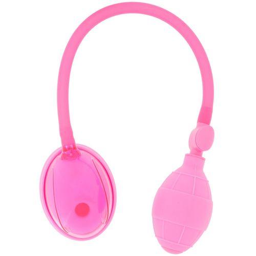 Růžová vakuová pumpa pro ženy Vagina Pump