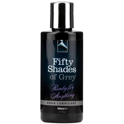 Lubrikační gel Ready for Anything (kolekce Fifty Shades of Grey)