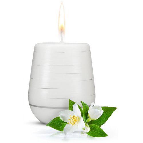 Afrodiziakální luxusní vonná svíčka Jasmine Romance