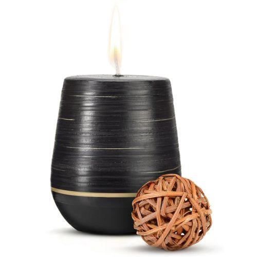 Afrodiziakální luxusní vonná svíčka Tantra Magic