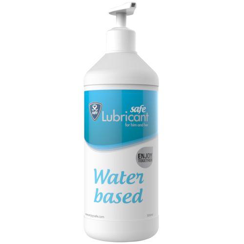 Vodní lubrikant gel Safe (500 ml)