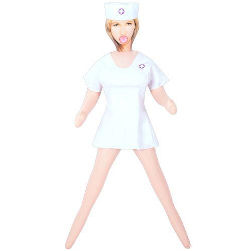 Nafukovací panna sexy zdravotní sestra