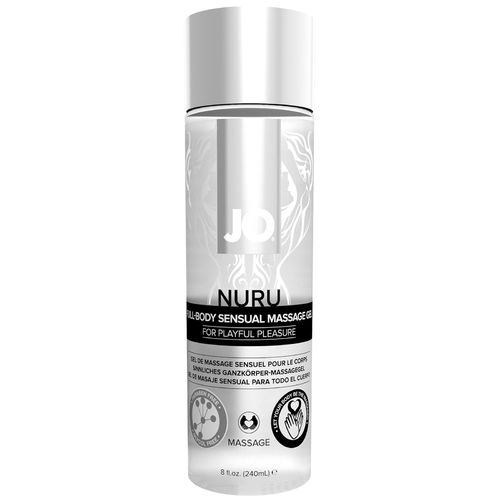 Gel na masáže Nuru Full Body Sensual (240 ml)