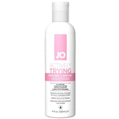 Lubrikační gel na podporu otěhotnění System JO Actively Trying