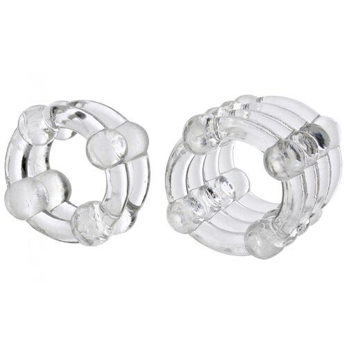 Sada stimulačních kroužků COLT Enhancer Rings (2 ks)